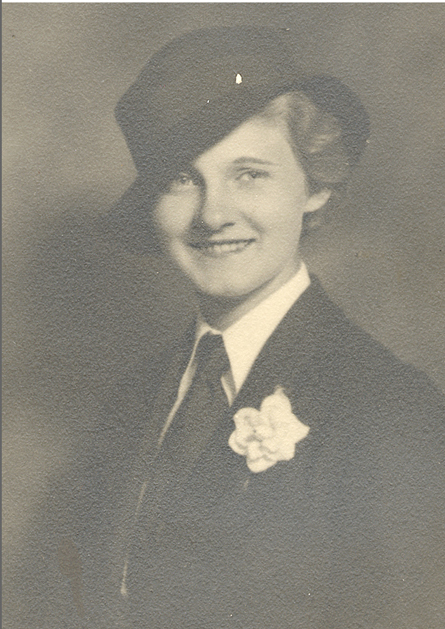 Miss Margie - 1932 Stephens College